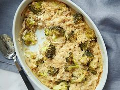 Chicken, Broccoli and Cheese Casserole Recipe : Food Network Kitchen : Food Network - FoodNetwork.com
