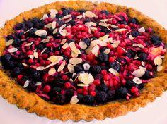 Môj sladký život v Koláčikove: Celozrnný páj s jesenným ovocím Acai Bowl, Breakfast, Food, Acai Berry Bowl, Morning Coffee, Essen, Meals, Yemek, Eten