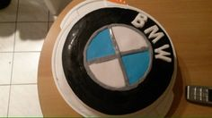 BMW Bmw Logo, Engineer, Cake, Home Decor, Decoration Home, Room Decor, Food Cakes, Cakes, Tart