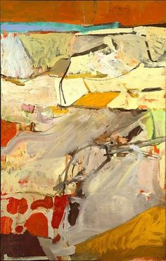 Richard Diebenkorn 'Berkeley 21' 1954