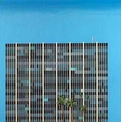Savings and Loan Building by David Hockney / American Art