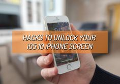 Don't want to press your home button anymore? Read these hacks! :D #iphonehacks #hacks #iphone #ios10 #apple #technology #smartphone
