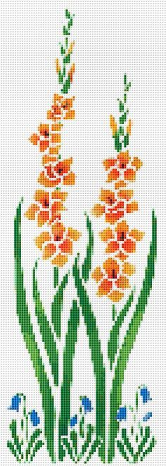 Bandera de flor de naranja contada gráfico del patrón de punto de Cruz  DESCARGAR PDF PATRÓN SOLAMENTE!   Tela: Aida 14 de la cuenta Contado en punto de Cruz Puntos: 71 x 199 Tamaño: 7 x 14.21 pulgadas o cm de 12,88 x 36.10 Colores: DMC Cuenta: 85 Plantilla    XSTCH-00260  Usted recibirá este patrón como descarga digital y necesita Adobe Acrobat para visualizarlo. Adobe Acrobat Reader se puede descargar en www.adobe.com.  Todos los patrones son generados por computadora y recibe el patrón…