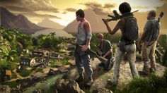 free wallpaper and screensavers for far cry 3