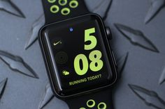 The Apple Watch Nike+ is loud in every way a watch can be loud. It's got a brightly colored perforated neon band, matched perfectly by a custom face that..