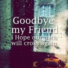 Quotes About Friendship Goodbye Adorable Thanks For The Memoriesold Friendsboyfriendgirl Friend