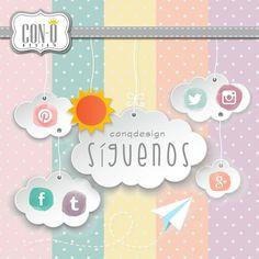 También pueden seguirnos por nuestras otras redes!   #ConQdesign  by @claudia_cassani  Pedidos vía whatsapp y correo electrónico [ver perfil]
