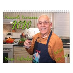 Shop Pasquale Sciarappa 2020 Recipe Calendar created by surfeklips. Personalize it with photos & text or purchase as is! Gourmet Recipes, Cooking Recipes, Healthy Recipes, Fish Recipes, Pasta Recipes, Chicken Recipes, Dinner Recipes, Pan Fried Eggplant, Pizza Style