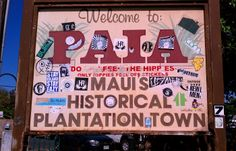 Maui's coolest Little Town!