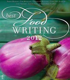 Best Food Writing PDF