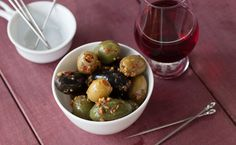 #Epicure Molto Bene Marinated Olives