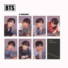 BTS Love Yourself Tear Photocard · army's shop · Online Store Powered by Storenvy Foto Bts, Bts Photo, Bts Bangtan Boy, Bts Boys, Lomo Card, Bts Polaroid, Polaroids, Photoshoot Bts, Bts Concept Photo