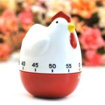 für die Küche... Haushalts-Timer in Huhn-Optik