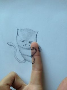 Love anything kitten.