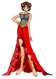 Nemain goddess by FairyAmethyst.deviantart.com on @DeviantArt