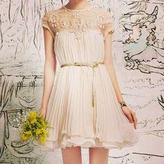 D022 Chiffon Short Dress US$109   DRESSES UP