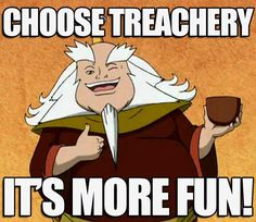 Avatar The Last Airbender: it's more fun The Ember Island Players