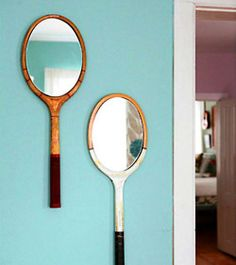Tennis/makeup anyone...