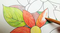 Take your coloring beyond just filling in the spaces with a solid color! Stretch your creativity with some of these exciting (but easy!) coloring ideas.