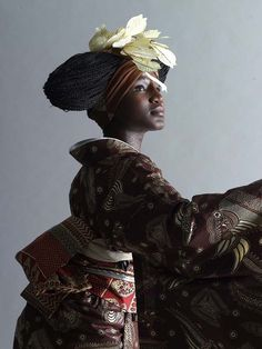 Wafrica - Kimono's from African cotton