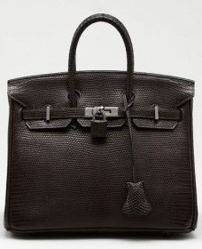 Hermes Birkin Bag: My dream bag!  Once I have this I could die a happy woman!! :)