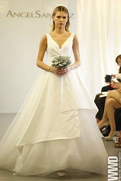 Angel Sanchez Bridal Fall 2015 For All Bridal Fall 2015