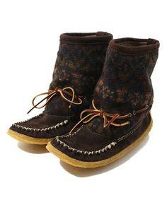 Yuketen : short boots