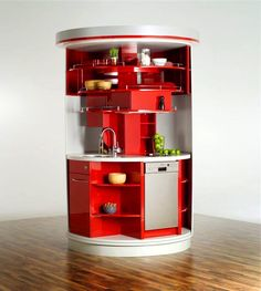Living in a shoebox     12 great small kitchen designs