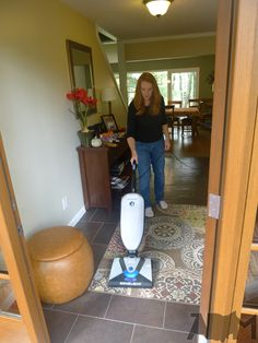 My new Soniclean World's First Vacuum with Sonic Cleaning Technology