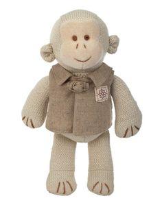 Miyim Baby George Knit Monkey