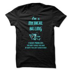 Medical Billing fun T Shirts, Hoodies. Get it now ==► https://www.sunfrog.com/LifeStyle/Medical-Billing-fun.html?57074 $22.99