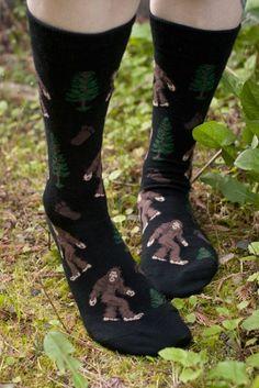 622135926 Bigfoot Midcalf · Funky SocksCrazy ...