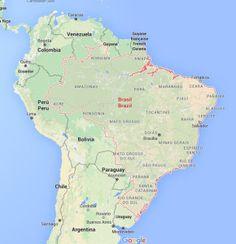 Ga naar brazilie op vakantie! Wij vertellen je het op www.brazilcontemporary.nl