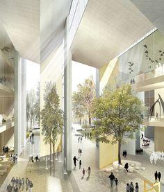 Galería - México: Propuesta ganadora para Papalote Museo del Niño Iztapalapa, por MX_SI + SPRB Arquitectos - 2