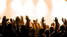 Worshipping with a congregation |  Image source: Theodysseyonline.com