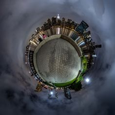 Little Planet Panoramas – 360° Panoramic Photography