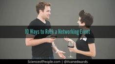 Rock a Networking Event