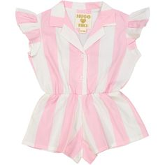 2b58a87fb3d2 Not for fall but had to have it anyway. Striped Playsuit, Short Playsuit,