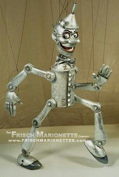 The Tinman by The Frisch Marionettes