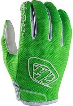 Troy Lee Designs Air Glove Flo Green S