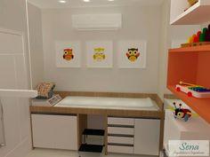 Consultório 02 - atendimento pediátrico e especialidades na área infantil