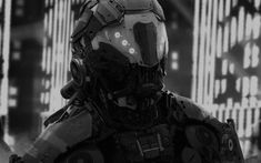 Robotics And Artificial Intelligence, Black N White, Master Chief, Artwork, Fictional Characters, Twitter, Bag, Work Of Art, Auguste Rodin Artwork