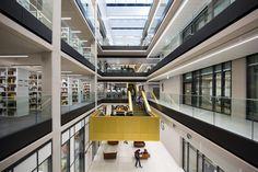 University of Birmingham's Library,© Tim Cornbill