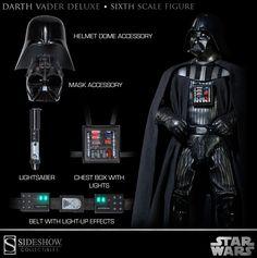 Vader Accessories