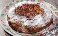 Медовый пирог с морковью, бананом и орехами    Кулинарные рецепты от «Едим дома!»