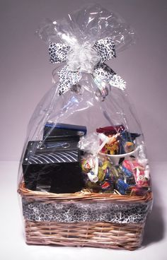 Custom Hamper for African Heritage Scrumptious favorites from ...