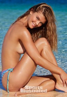 Nina Agdal - 2014 Sports Illustrated Swimsuit Issue