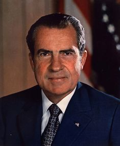 Richard Nixon was the president of the United States but resigned in 1974 because of the infamous Watergate scandal. List Of Presidents, American Presidents, American Soldiers, Nara, Us History, American History, British History, Ancient History, Native American