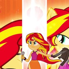 my little pony friendship is magic equestria girls rainbow rocks transformation - Google Search