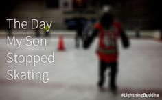 My son was born with a love for hockey and a knack for skating, but his epilepsy took him off the ice.